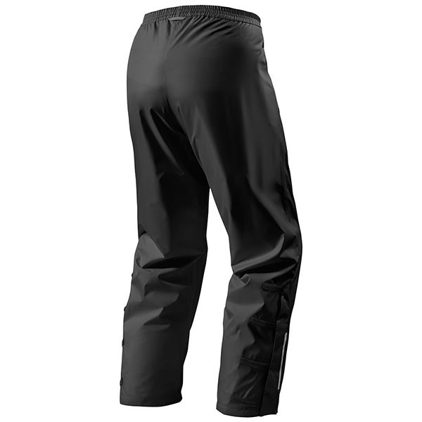 Pantalon Revit Impermeable Acid H20 Negro1