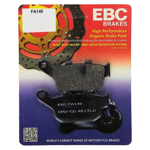 Pastillas de Freno EBC FA140 organico