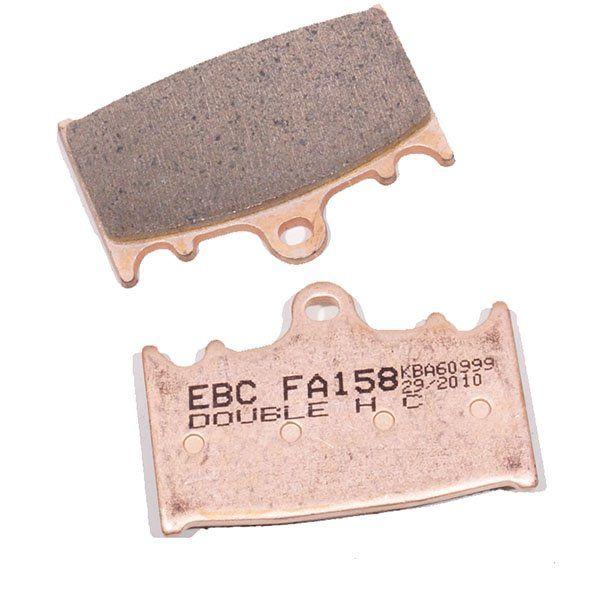 Pastillas de Freno EBC FA158HH Sinterizada