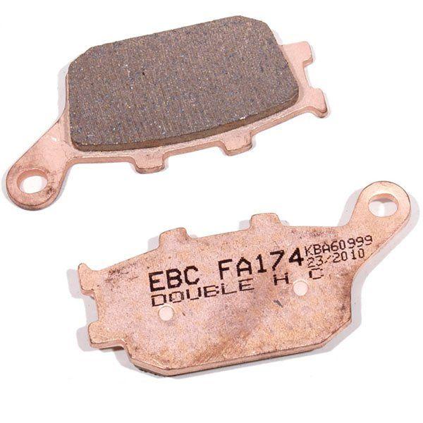 Pastillas de Freno EBC FA174HH Sinterizada