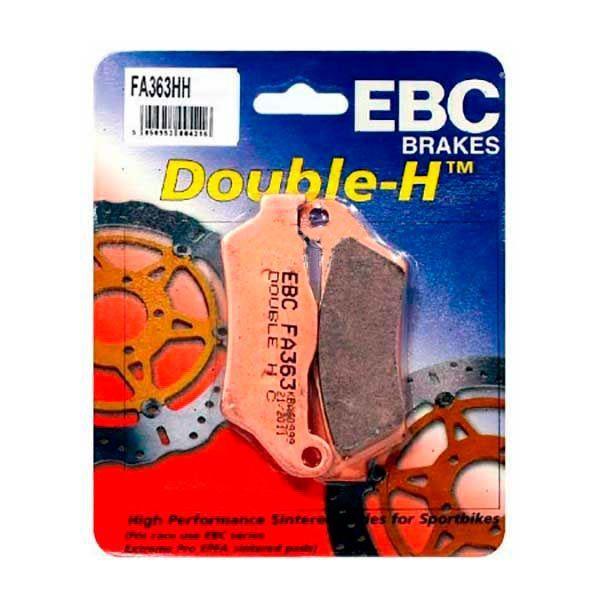Pastillas de Freno EBC FA363HH Sinterizada