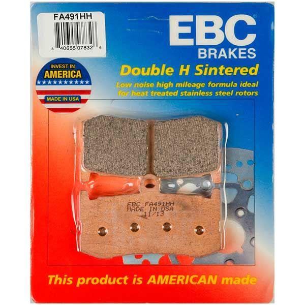 Pastillas de Freno EBC FA491HH Sinterizada