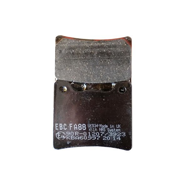 Pastillas de Freno EBC Organico FA088