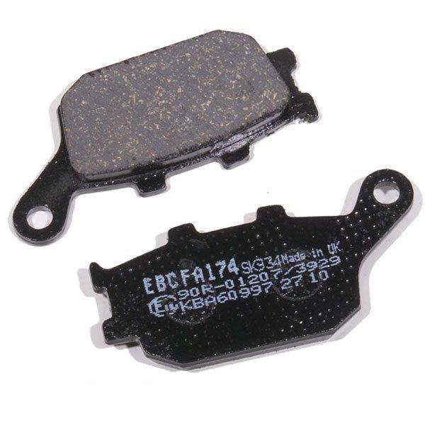 Pastillas de Freno EBC Organico FA174
