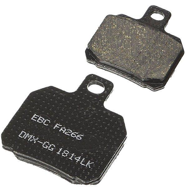 Pastillas de Freno EBC Organico FA266