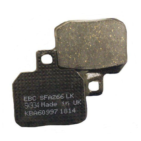 Pastillas de Freno EBC Organico Scooter SFA266