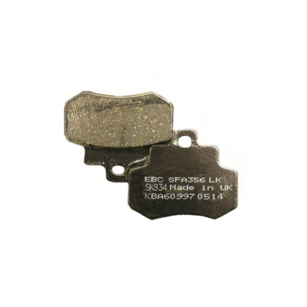 Pastillas de Freno EBC Organico Scooter SFA356