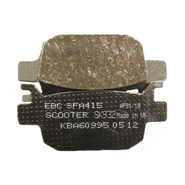 Pastillas de Freno EBC Organico Scooter SFA415