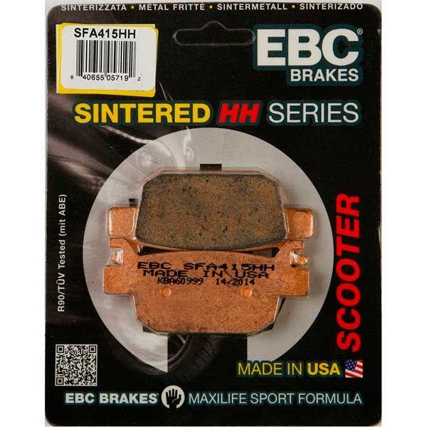 Pastillas de Freno EBC SFA415HH Sinterizada