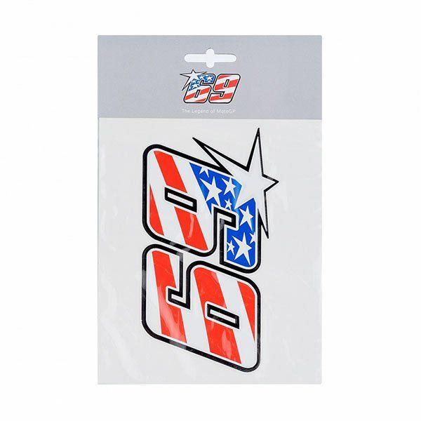 Pegatina Nicky Hayden