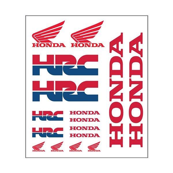 Pegatinas Honda HRC Team