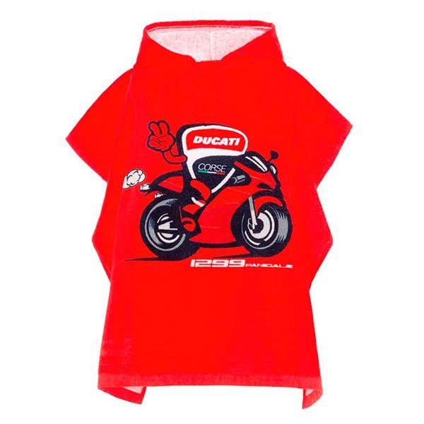 Poncho Infantil Ducati