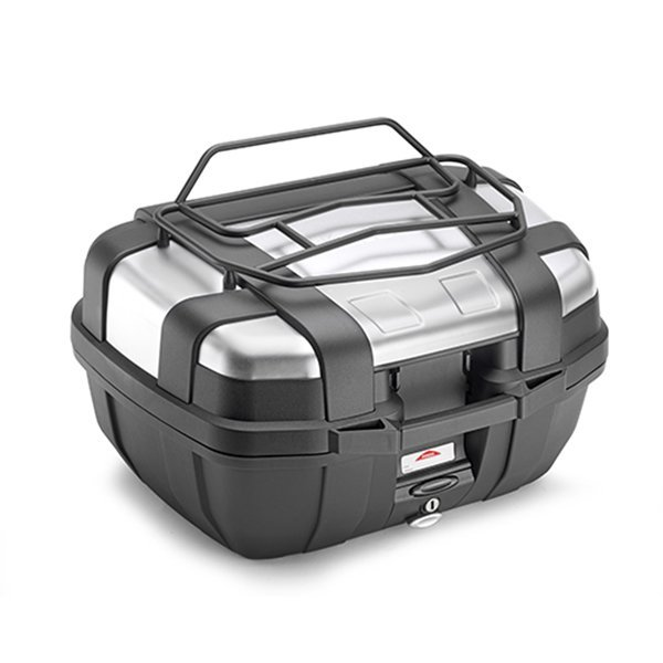 Portaequipajes para maletas Givi negro E142b