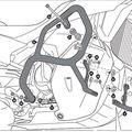 Protecciones de motor KTM 790 Adventure KTM 790 (1