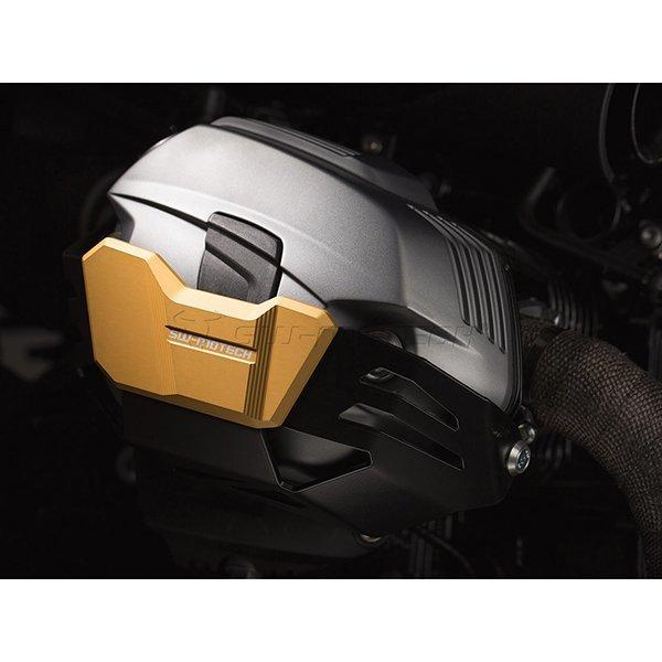 Protector de cilindro SW Motech R Nine T dorado