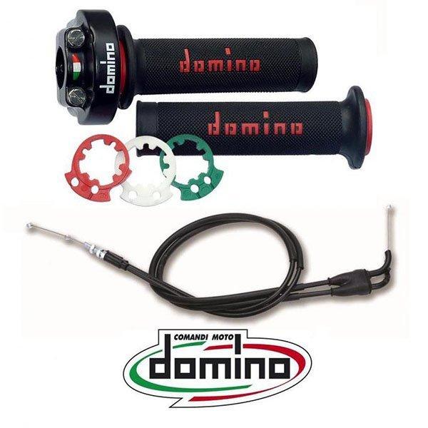 Puño Rapido Domino XM2 con Cables