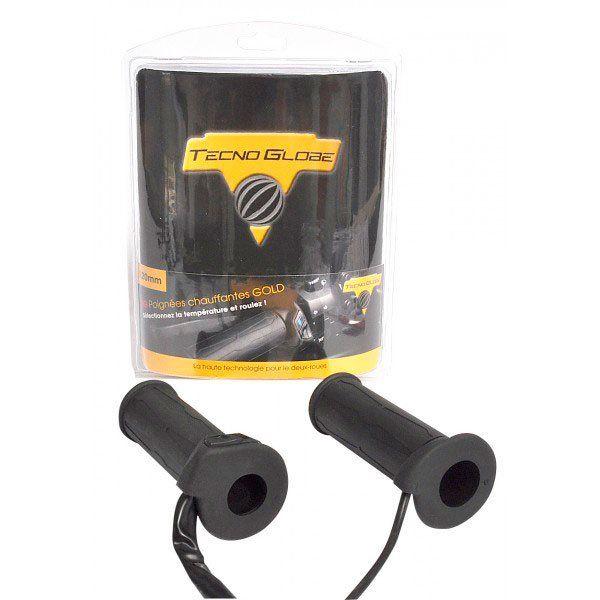 Puños Calefactables TecnoGlobe 120mm