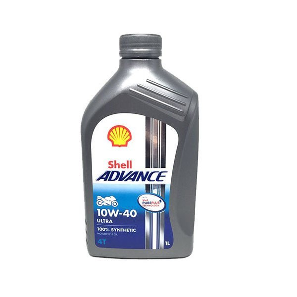 Shell Advance Ultra 4T 10W40 1L 4t