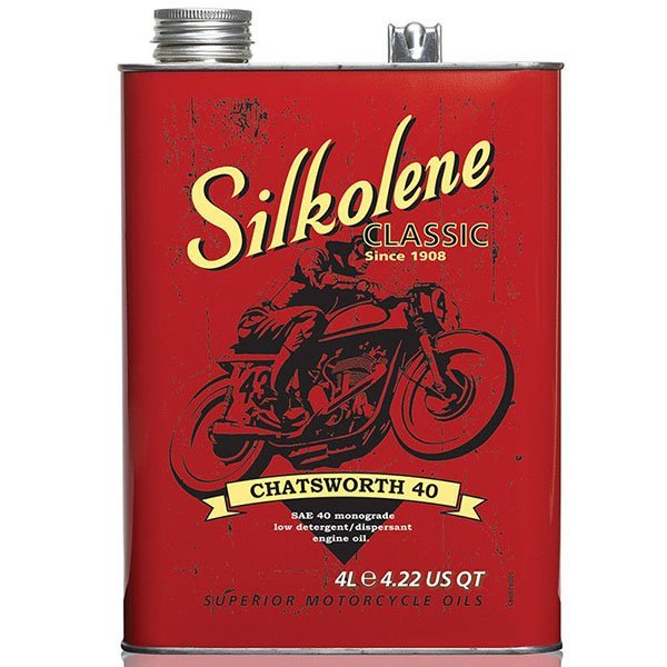 Silkolene Chatsworth 40 4L