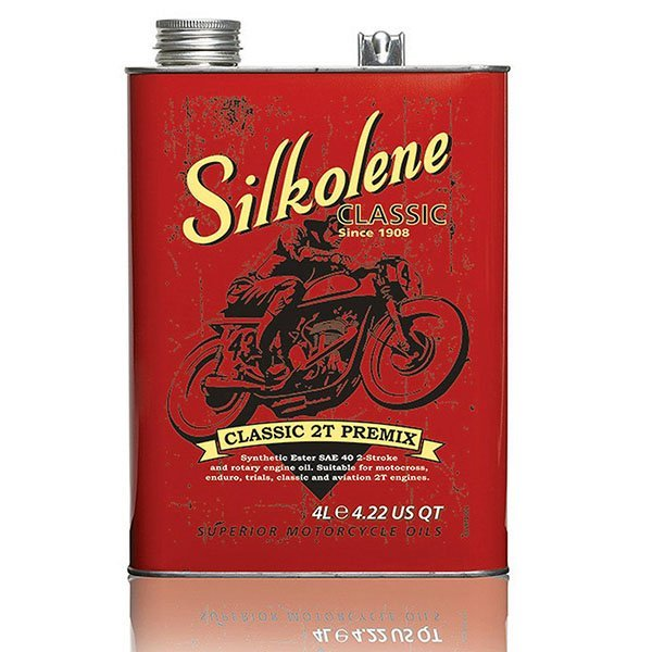 Silkolene Classic 2T Premix 4L