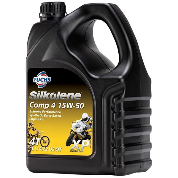 Silkolene Comp 4 15W50 XP 4L