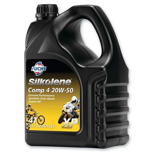 Silkolene Comp 4 20W50 XP 4L