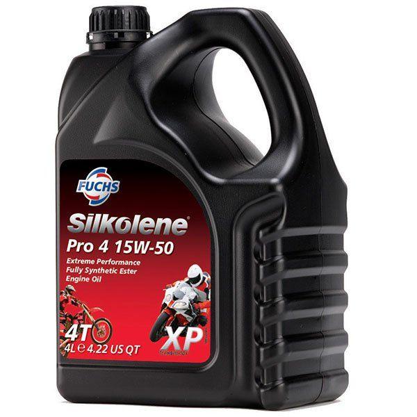 Silkolene Pro 4 15W50 XP 4L
