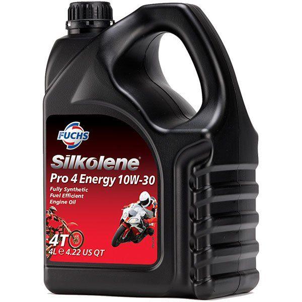 Silkolene Pro 4 Energy 10W30 4L
