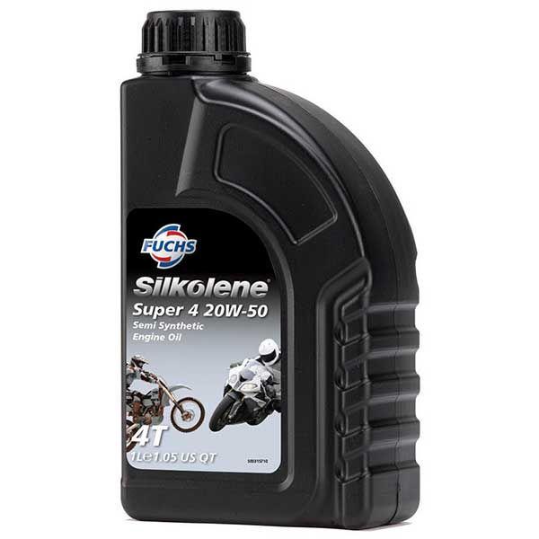 Silkolene Super 4 20W50 1L