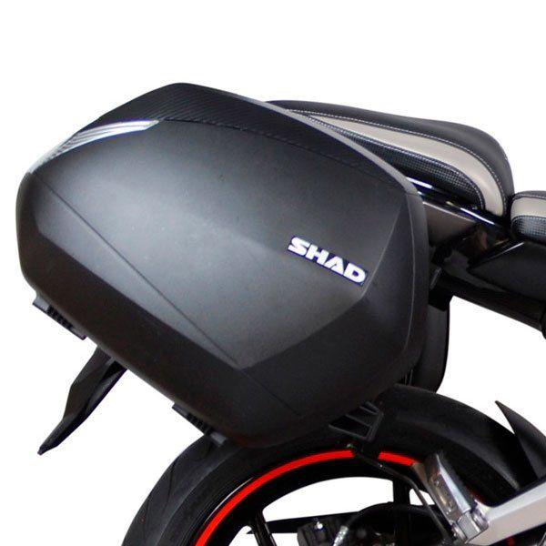 Soporte Maletas Shad para Kawasaki Ninja 650 K0ER6