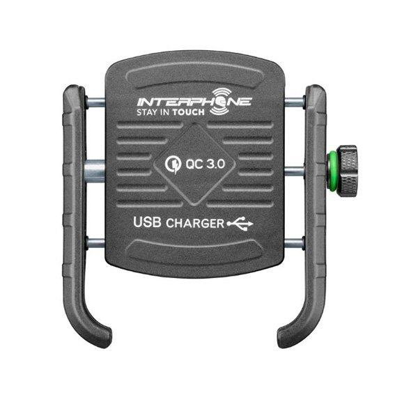 Soporte Interphone Universal Cargador USB 3.0