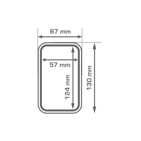 Soporte de Smartphone Givi S955B