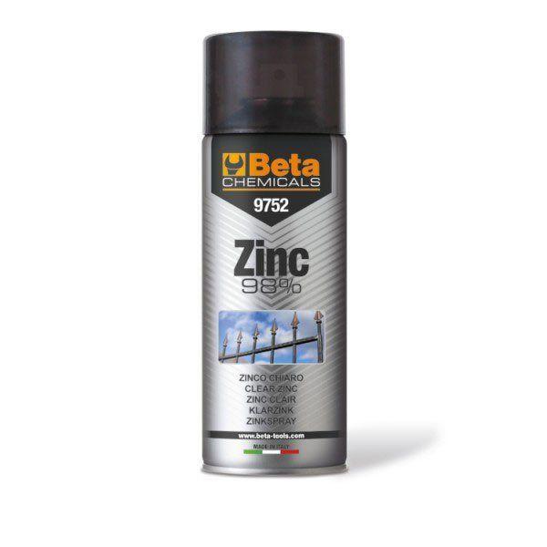 Spray Beta 9752 Zinc Claro 400 ML