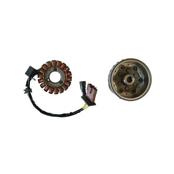 Stator motor Aprilia inyección 4T