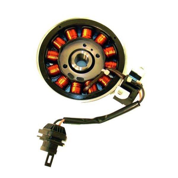 Stator motor Piaggio 50-100 4T