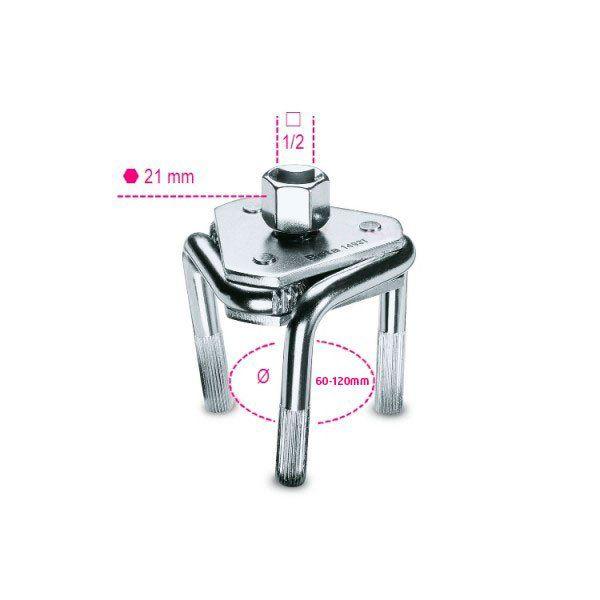 Llave 3 patas para Filtros de Aceite BETA 1493/T