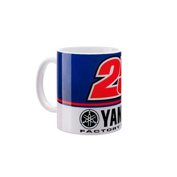 Taza desayuno Maverick Viñales Yamaha1
