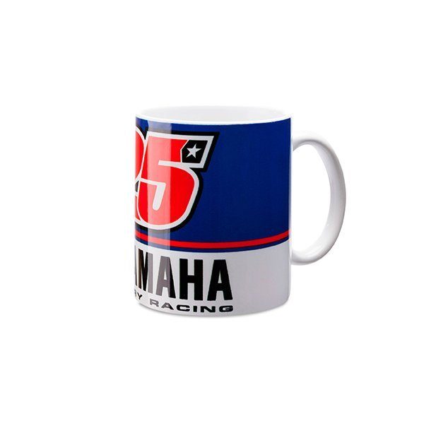 Taza desayuno Maverick Viñales Yamaha2