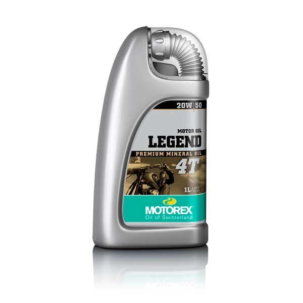 Motorex 20W50 Legend 4T 1L